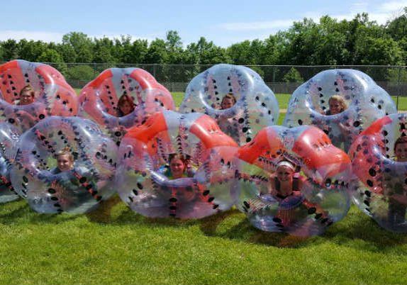 Knockerball MN Bachelorette Parties